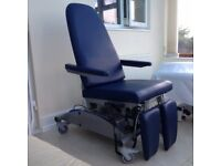 Paediatrics / therapy chair (electric)