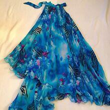 Pretty blue a-line dress Edgecliff Eastern Suburbs Preview