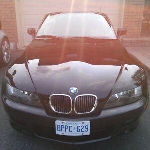 2000 BMW Z3 roadster. 2.8l engine.