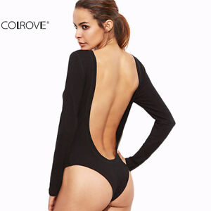 BRAND NEW Backless Long Sleeved Body Suit Kitchener / Waterloo Kitchener Area image 10