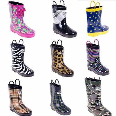 Kids Rain Boots Snow Boots / Rain Boots  Brand New