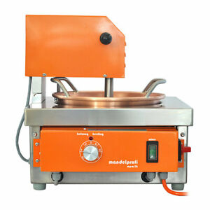 Nut Roaster - MandelProfi Mini 110 Electric Nut Roasting Machine