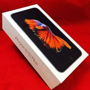 AS NEW IPHONE 6S PLUS 128GB BLACK WITH APPLE WARRANTY Surfers Paradise Gold Coast City Preview