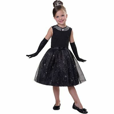Stars In Halloween Costumes (Movie Star Girl 4 Piece Halloween Costume Medium 8-10 (New in)