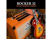 Orange Rocker 32 Amp - Guitar Amplifier - in warrenty