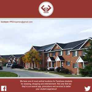 FANSHAWE STUDENTS - ALL INCLUSIVE ROOMS FOR RENT