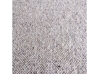 BARGAIN NEW Quality carpet cut offs with underlay
