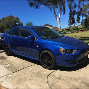 Mitsubishi Lancer VR Ruse Campbelltown Area Preview