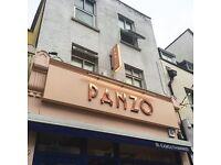 Pizza Chef - Panzo Pizza, Exmouth Market