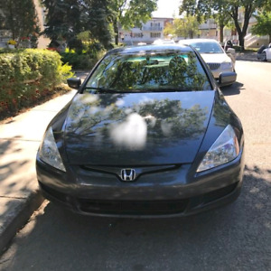 Honda Accord 2005