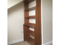 Wall cabinet- Solid Oak Timber