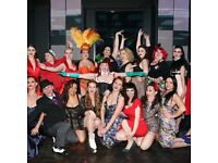 Burlesque course with Burlesque Baby - starts August 15