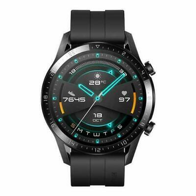 Huawei Watch GT2 2020 (Latona-B19S) Sport Watch 46mm Black Water Resistant New!