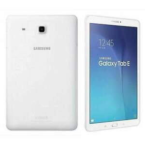 "Samsung Galaxy Tab E 9.6"" 16GB Android 5.0 Lollipop Tablet"