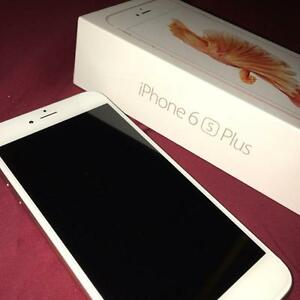 6S PLUS ROSE 32GB (BRAND NEW 2 YEARS WARRANTY OCTOBER 12, 2018)