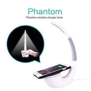 Wireless Multi-functional Charger LED Light