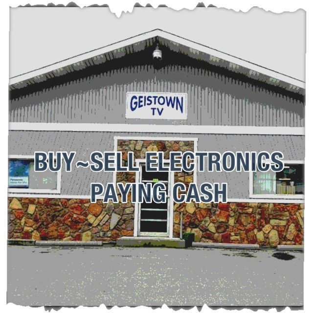 Geistown Electronics and Games
