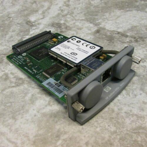 HP JetDirect J8007G 690N Wireless Network Card Print Server + Warranty