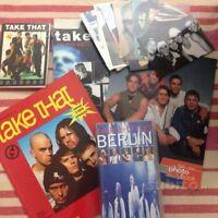 Take That Lot, Vhs Live Berlin, Foto -  - ebay.it