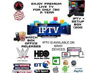 IPTV SMART TV MXQ OPEN BOX SONY SAMSUNG LG IPHONE IPAD TABLET PC MAC