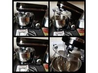 Morphy Richards Stand Mixer (Black)