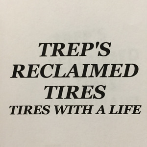 HIGH TREAD GREAT QUALITY GENTLY USED TIRES