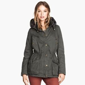 LIKE NEW H&M JACKET-SOLD OUT IN STORE!