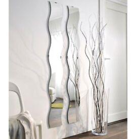 IKEA Wavey Mirror
