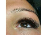 Semi-permanent eyelash extensions ,Russian volume (3d-6d lashes) £55 South Woodford