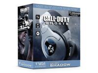 Turtle Beach Call of Duty: Ghosts: Shadow White Headband Headsets for Multi-Platform