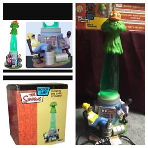 Wanted- Simpsons Lava lamp