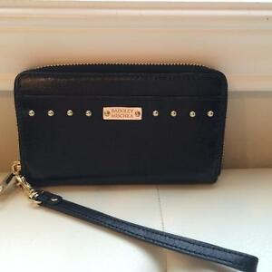Badgley Mischka Black Wallet/Wristlet  Like New! Only Used Once