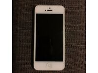 iPhone 5 (spares or repairs ONLY)