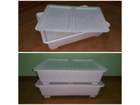 IKEA Under Bed Storage Boxes (3-off) – Great Condition - BRISTOL
