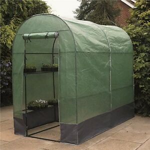 Gardman 08749 Replacement Walk In Grow Arc House Greenhouse Cover Durable