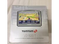 "TomTom GO 520 Sat Nav with Holder - 4.3"" Touch Display"