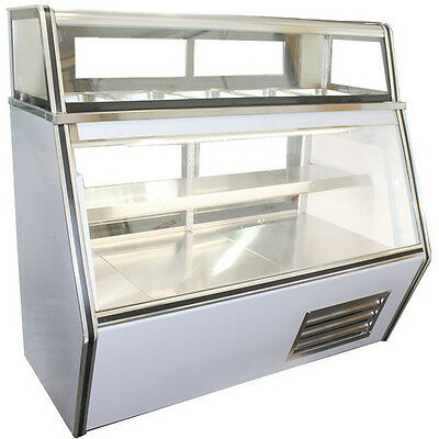 Coolman Commercial Refrigerated 7-11 Style Deli Meat Case 60