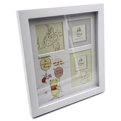 DISNEY MAGICAL BEGINNINGS COLLAGE FRAME WINNIE THE POOH - DI419  - NEW IN BOX