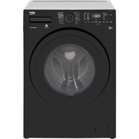 NEW* black 7.5kg washer dryer A** 1400rpm warranty included SALE ON call today or visit us