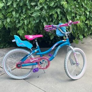 Supercycle Girl's Dream Weaver Bike with doll seat, accessory