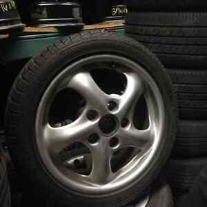 Porsche Boxster Winter Tires & Wheels-USED!