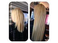 Mobile hair extension specialist Rotherham/ Sheffield