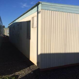 Transportable Accommodation Bunkhouse PRICE REDUCED