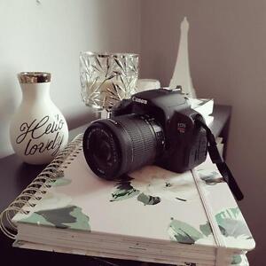 Canon T5i bundle