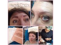 Brow Specialist! New Affordable Semi-Permanent LolaBrow Treatment!