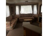 holiday homes for sale from £11,995 on a park with seaviews pets welcome good rate for site fees