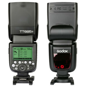 GODOX TT685 Master Flash Speedlite TTL for Sony Canon Nikon