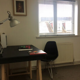 Lovely Bright Office at Rodhus Creative Studios ONLY £280 pcm!