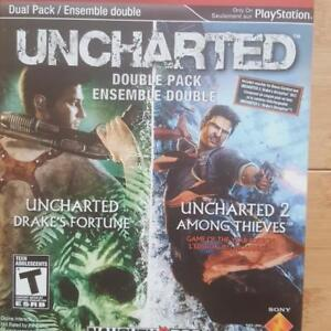 PS3 Uncharted game