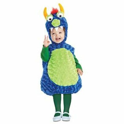 UNDERWRAPS BELLY BABIES MONSTER KID'S HALLOWEEN COSTUME ASST SIZES  NEW  25976 - Costumes Baby